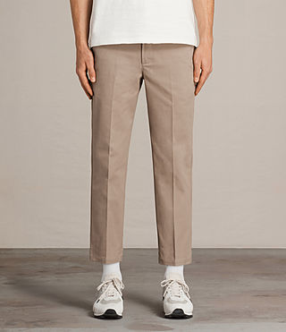 Men's Carpenter Chino (Sand) - Image 1