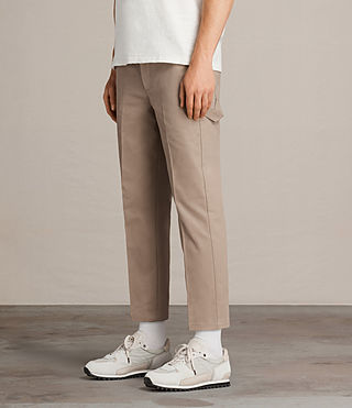 Men's Carpenter Chino (Sand) - Image 3