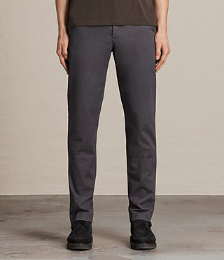 Mens Pacific Chino (Slate Grey) - product_image_alt_text_1