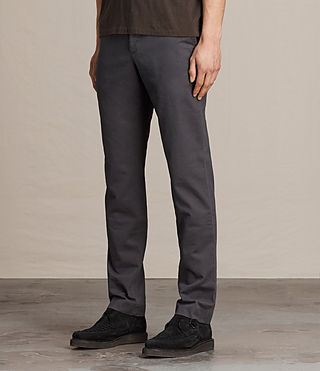 Mens Pacific Chino (Slate Grey) - product_image_alt_text_3