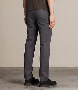 Mens Pacific Chino (Slate Grey) - product_image_alt_text_4