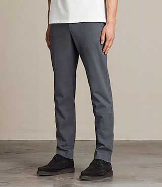 Men's Pacific Chino (Petrol Blue) - product_image_alt_text_2