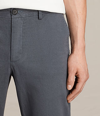 Men's Pacific Chino (Petrol Blue) - product_image_alt_text_3