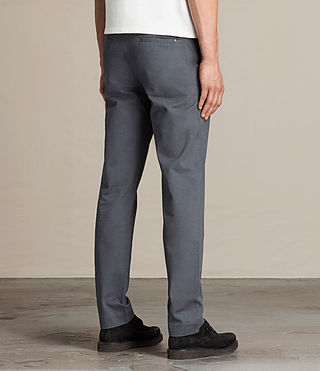 Men's Pacific Chino (Petrol Blue) - product_image_alt_text_4