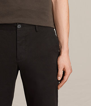 Hommes Chino Pacific (Black) - Image 2