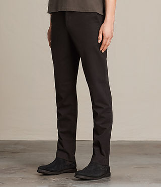 Hommes Chino Pacific (Black) - Image 3