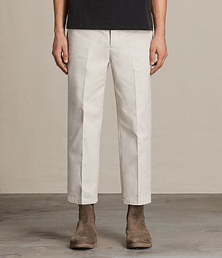 Men's Porter Chino (Vintage White)