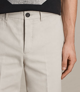 Mens Porter Chino (Vintage White) - product_image_alt_text_2