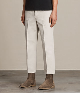 Mens Porter Chino (Vintage White) - product_image_alt_text_3