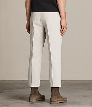 Mens Porter Chino (Vintage White) - product_image_alt_text_4