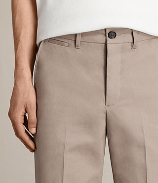 Men's Porter Chino (Sand) - product_image_alt_text_2
