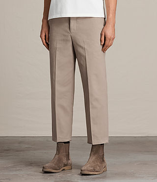 Men's Porter Chino (Sand) - product_image_alt_text_3