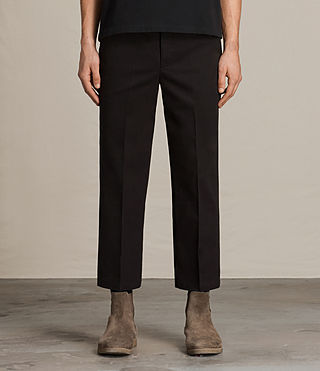Mens Porter Chino (Black)