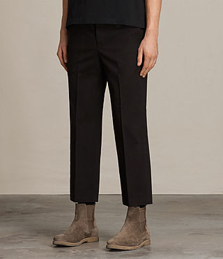 Men's Porter Chino (Black) - product_image_alt_text_3