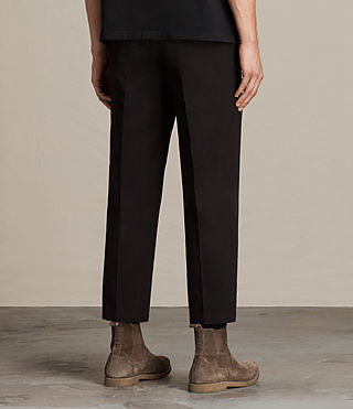 Men's Porter Chino (Black) - product_image_alt_text_4