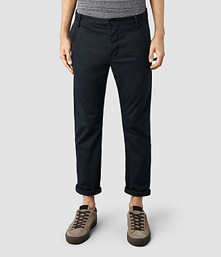 Men's Stove Chino (Navy)