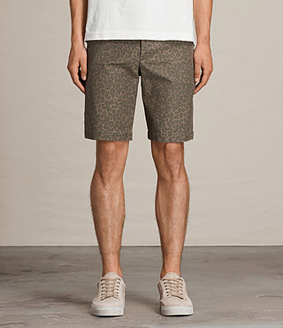 Men's Kanzi Short (Leopard) -