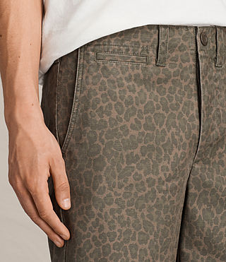 Men's Kanzi Short (Leopard) - product_image_alt_text_2