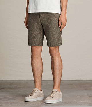 Men's Kanzi Short (Leopard) - product_image_alt_text_3