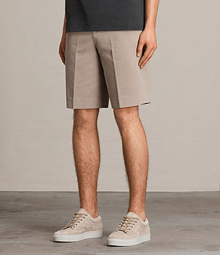 Hommes Short Erwin (Sand) - product_image_alt_text_4