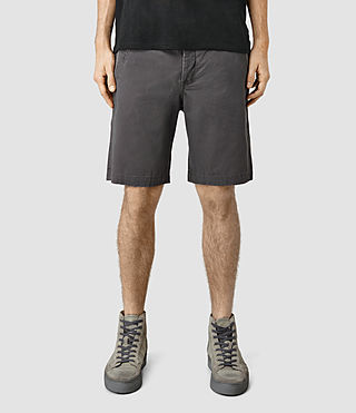 Mens Mitre Armstrong Shorts (Slate Grey)