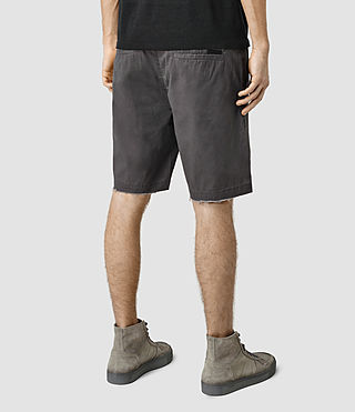 Men's Mitre Armstrong Short (Slate Grey) - product_image_alt_text_3