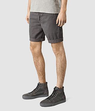 Hommes Mitre Lumen Short (Slate Grey) - product_image_alt_text_2