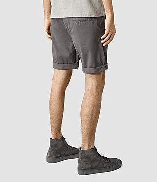 Hommes Mitre Lumen Short (Slate Grey) - product_image_alt_text_3