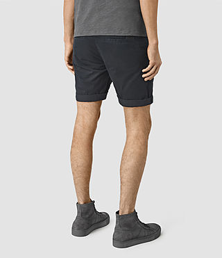 Mens Mitre Lumen Shorts (INK NAVY) - product_image_alt_text_3