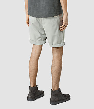 Mens Mitre Lumen Shorts (MIRAGE BLUE) - product_image_alt_text_3