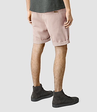 Mens Mitre Lumen Shorts (Sphinx Pink) - product_image_alt_text_3