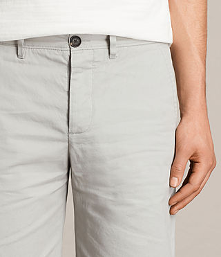 Hommes Short Colbalt (Ice Blue) - product_image_alt_text_2