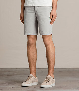 Hommes Short Colbalt (Ice Blue) - product_image_alt_text_3