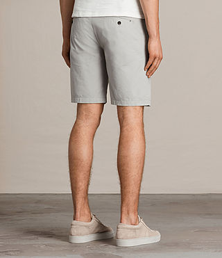 Hommes Short Colbalt (Ice Blue) - product_image_alt_text_4