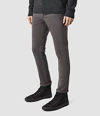 Men's Stove Lumen Chino (Slate Grey) - product_image_alt_text_2