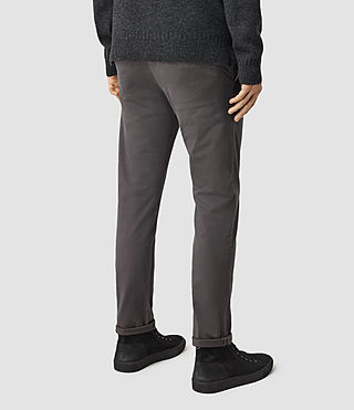 Men's Stove Lumen Chino (Slate Grey) - product_image_alt_text_3