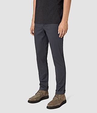 Mens Stove Lumen Chino (Workers Blue) - product_image_alt_text_2