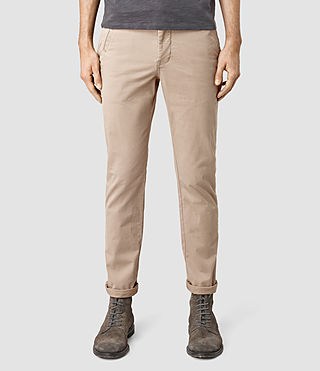 Mens Stove Lumen Chino (SAND BROWN)