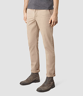 Men's Stove Lumen Chino (SAND BROWN) - product_image_alt_text_2