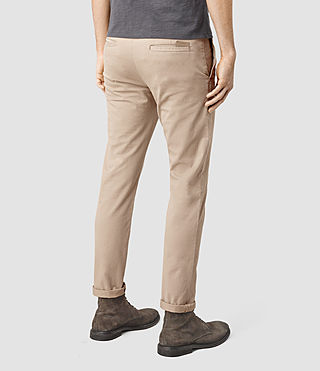 Men's Stove Lumen Chino (SAND BROWN) - product_image_alt_text_3