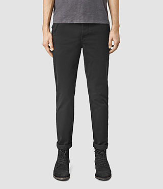 Mens Stove Lumen Chino (Jet Black) - product_image_alt_text_1