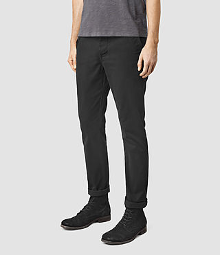 Mens Stove Lumen Chino (Jet Black) - product_image_alt_text_2
