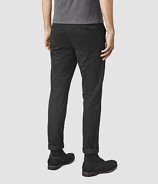 Mens Stove Lumen Chino (Jet Black) - product_image_alt_text_3