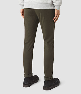 Men's Stove Lumen Chino (Pewter Brown) - product_image_alt_text_3