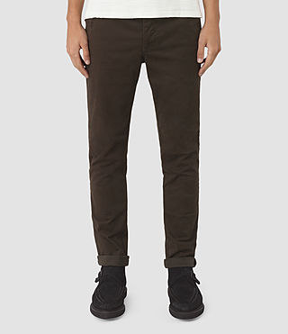 Men's Stove Lumen Chino (Slate Grey) -