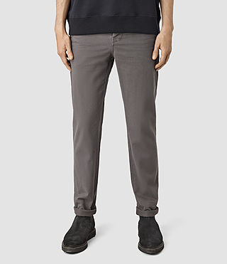 Mens Volt Lumen Chino (Slate Grey) - product_image_alt_text_1