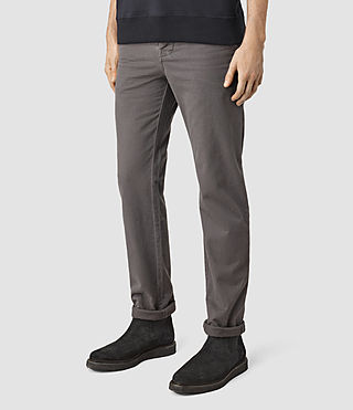 Mens Volt Lumen Chino (Slate Grey) - product_image_alt_text_2