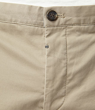 Men's Pipe Chino (Sand) - product_image_alt_text_6