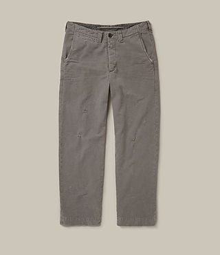 Men's Toluca Chino (ANTHRACITE GREY) -