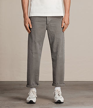 Uomo Chino Toluca (ANTHRACITE GREY) - product_image_alt_text_2